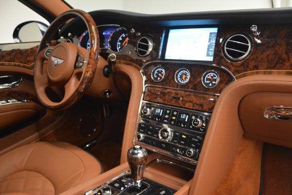 Used 2016 Bentley Mulsanne Speed for sale Sold at Bugatti of Greenwich in Greenwich CT 06830 24