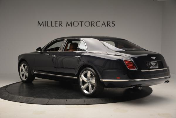 Used 2016 Bentley Mulsanne Speed for sale Sold at Bugatti of Greenwich in Greenwich CT 06830 5