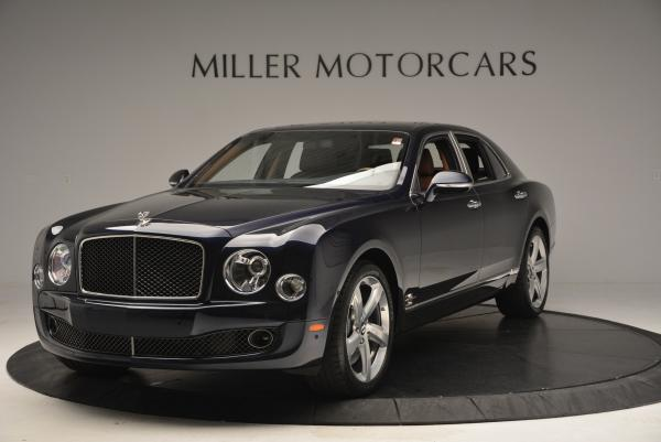 Used 2016 Bentley Mulsanne Speed for sale Sold at Bugatti of Greenwich in Greenwich CT 06830 1