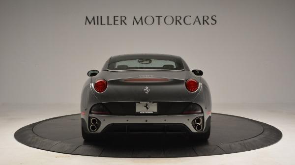 Used 2011 Ferrari California for sale Sold at Bugatti of Greenwich in Greenwich CT 06830 17