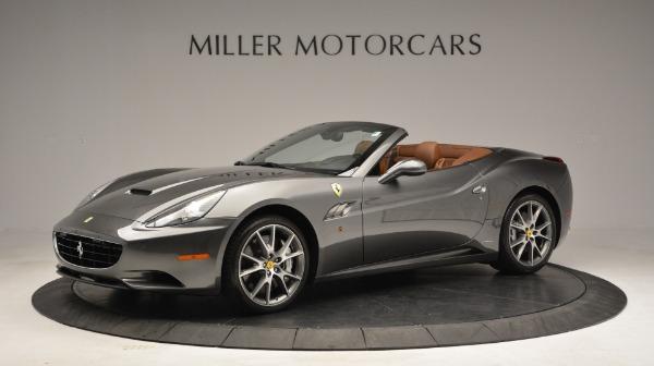 Used 2011 Ferrari California for sale Sold at Bugatti of Greenwich in Greenwich CT 06830 2