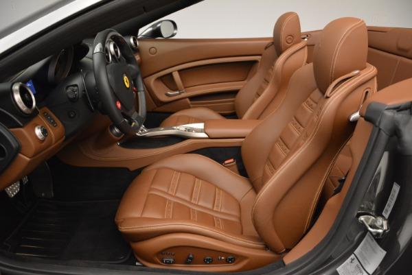 Used 2011 Ferrari California for sale Sold at Bugatti of Greenwich in Greenwich CT 06830 24