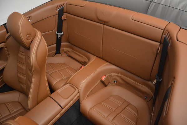 Used 2011 Ferrari California for sale Sold at Bugatti of Greenwich in Greenwich CT 06830 27