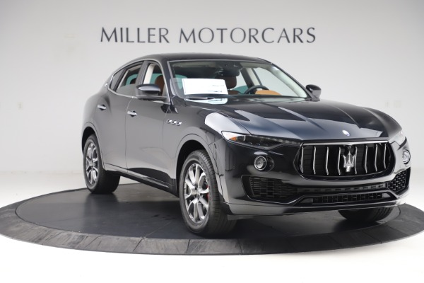 New 2019 Maserati Levante Q4 for sale Sold at Bugatti of Greenwich in Greenwich CT 06830 11