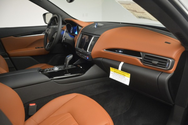 New 2019 Maserati Levante Q4 for sale Sold at Bugatti of Greenwich in Greenwich CT 06830 22