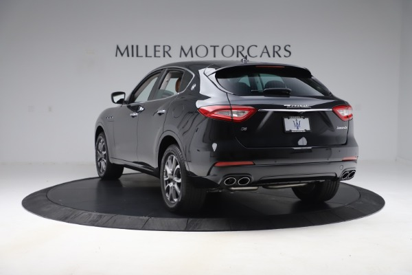 New 2019 Maserati Levante Q4 for sale Sold at Bugatti of Greenwich in Greenwich CT 06830 5