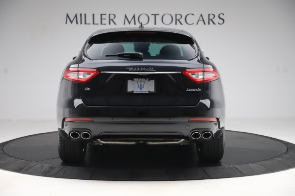 New 2019 Maserati Levante Q4 for sale Sold at Bugatti of Greenwich in Greenwich CT 06830 6