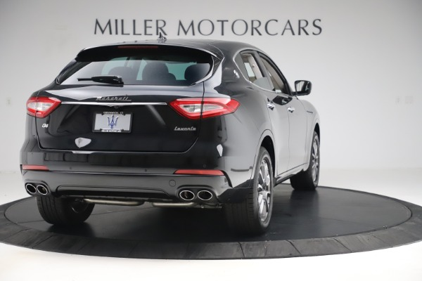 New 2019 Maserati Levante Q4 for sale Sold at Bugatti of Greenwich in Greenwich CT 06830 7
