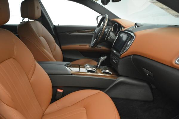 New 2019 Maserati Ghibli S Q4 for sale $61,900 at Bugatti of Greenwich in Greenwich CT 06830 19