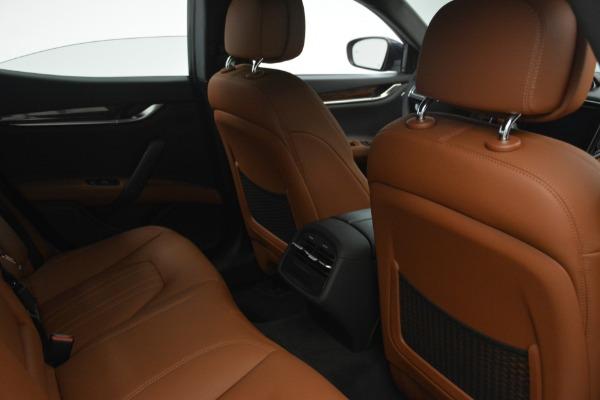 New 2019 Maserati Ghibli S Q4 for sale $61,900 at Bugatti of Greenwich in Greenwich CT 06830 21