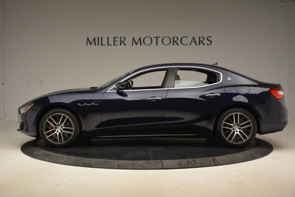 New 2019 Maserati Ghibli S Q4 for sale $61,900 at Bugatti of Greenwich in Greenwich CT 06830 3