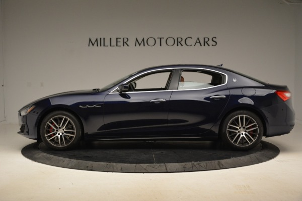Used 2019 Maserati Ghibli S Q4 for sale $61,900 at Bugatti of Greenwich in Greenwich CT 06830 3
