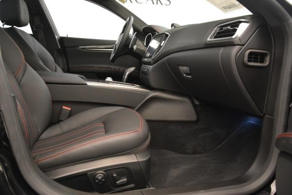 New 2019 Maserati Ghibli S Q4 for sale Sold at Bugatti of Greenwich in Greenwich CT 06830 23