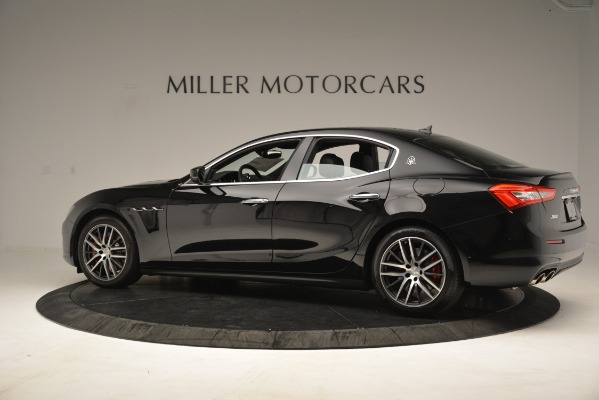 New 2019 Maserati Ghibli S Q4 for sale Sold at Bugatti of Greenwich in Greenwich CT 06830 4