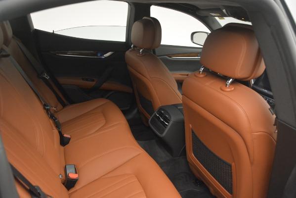 New 2019 Maserati Ghibli S Q4 for sale Sold at Bugatti of Greenwich in Greenwich CT 06830 25