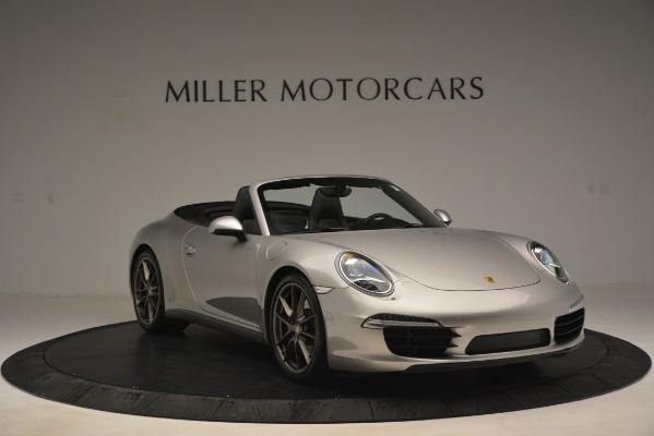 Used 2013 Porsche 911 Carrera S for sale Sold at Bugatti of Greenwich in Greenwich CT 06830 12