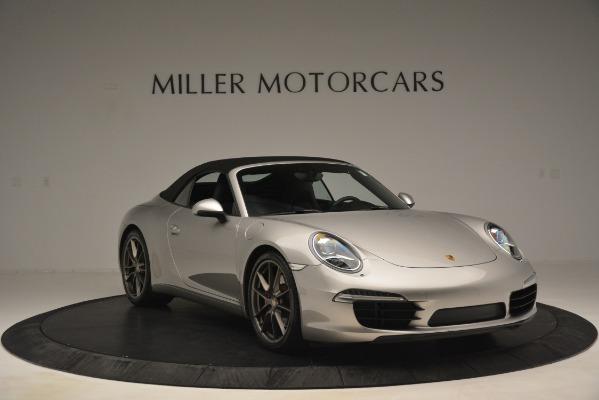 Used 2013 Porsche 911 Carrera S for sale Sold at Bugatti of Greenwich in Greenwich CT 06830 13