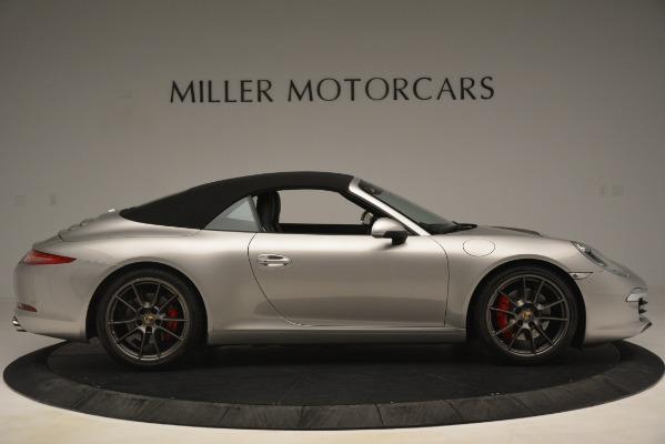 Used 2013 Porsche 911 Carrera S for sale Sold at Bugatti of Greenwich in Greenwich CT 06830 18