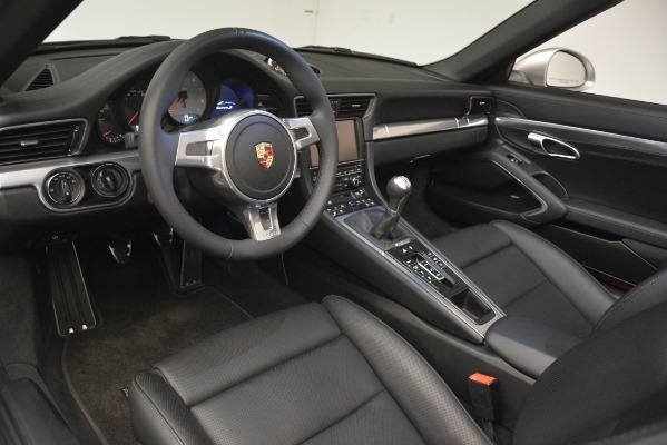 Used 2013 Porsche 911 Carrera S for sale Sold at Bugatti of Greenwich in Greenwich CT 06830 19
