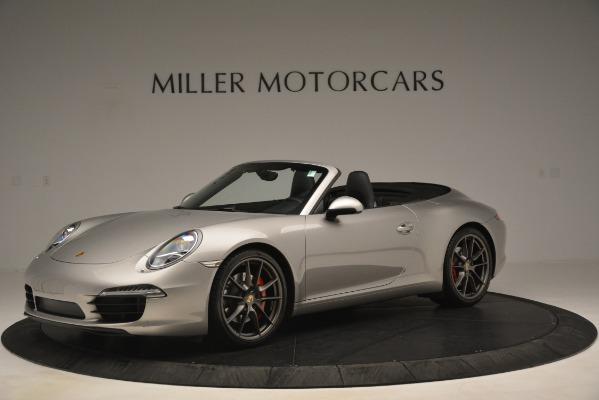 Used 2013 Porsche 911 Carrera S for sale Sold at Bugatti of Greenwich in Greenwich CT 06830 2