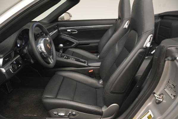 Used 2013 Porsche 911 Carrera S for sale Sold at Bugatti of Greenwich in Greenwich CT 06830 20