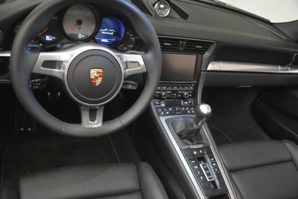Used 2013 Porsche 911 Carrera S for sale Sold at Bugatti of Greenwich in Greenwich CT 06830 23