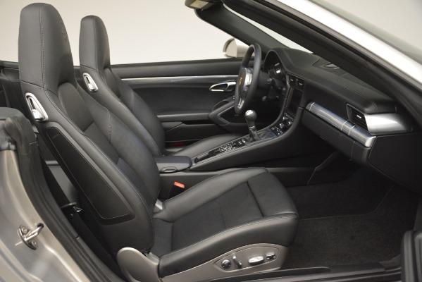 Used 2013 Porsche 911 Carrera S for sale Sold at Bugatti of Greenwich in Greenwich CT 06830 25