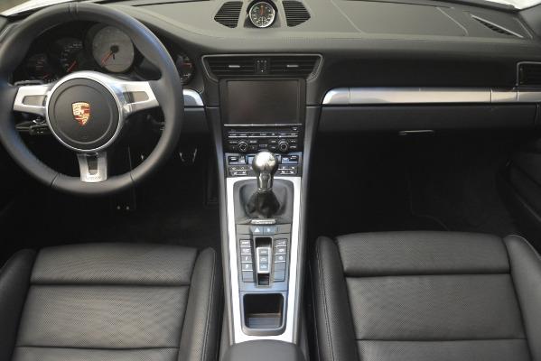 Used 2013 Porsche 911 Carrera S for sale Sold at Bugatti of Greenwich in Greenwich CT 06830 28