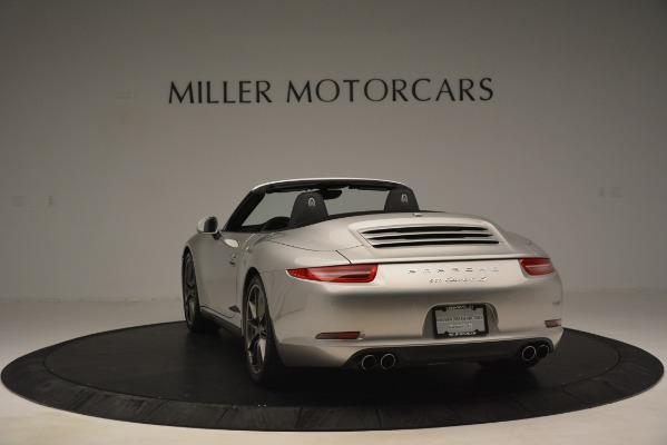 Used 2013 Porsche 911 Carrera S for sale Sold at Bugatti of Greenwich in Greenwich CT 06830 5