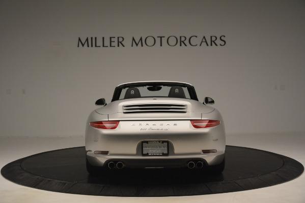 Used 2013 Porsche 911 Carrera S for sale Sold at Bugatti of Greenwich in Greenwich CT 06830 6