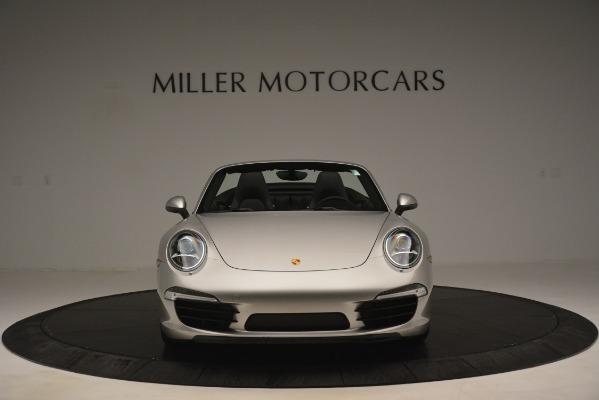Used 2013 Porsche 911 Carrera S for sale Sold at Bugatti of Greenwich in Greenwich CT 06830 7