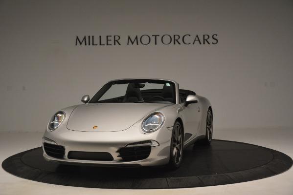 Used 2013 Porsche 911 Carrera S for sale Sold at Bugatti of Greenwich in Greenwich CT 06830 1