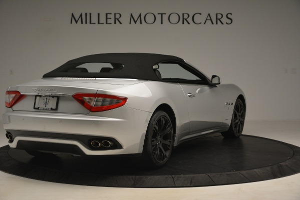 Used 2016 Maserati GranTurismo for sale Sold at Bugatti of Greenwich in Greenwich CT 06830 16