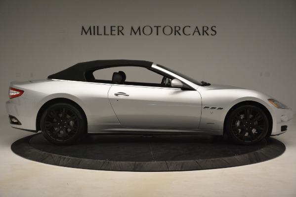 Used 2016 Maserati GranTurismo for sale Sold at Bugatti of Greenwich in Greenwich CT 06830 17