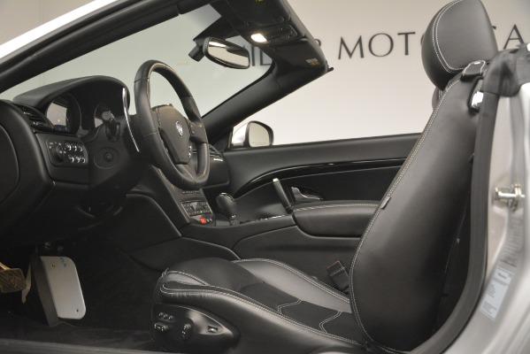 Used 2016 Maserati GranTurismo for sale Sold at Bugatti of Greenwich in Greenwich CT 06830 20