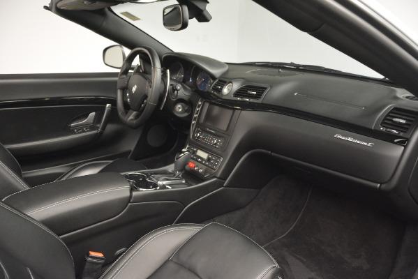 Used 2016 Maserati GranTurismo for sale Sold at Bugatti of Greenwich in Greenwich CT 06830 24