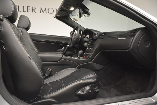 Used 2016 Maserati GranTurismo for sale Sold at Bugatti of Greenwich in Greenwich CT 06830 25