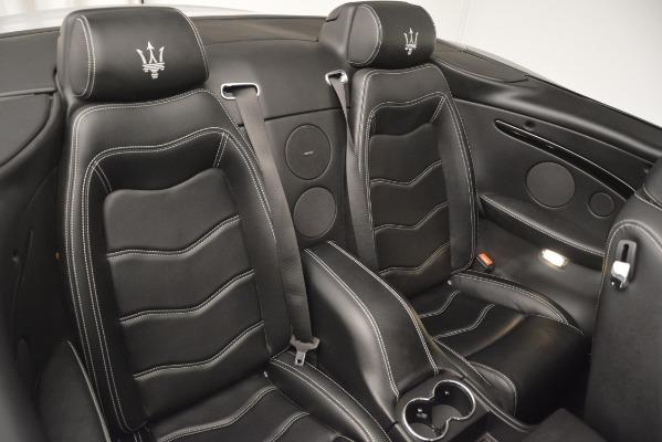Used 2016 Maserati GranTurismo for sale Sold at Bugatti of Greenwich in Greenwich CT 06830 27