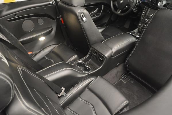 Used 2016 Maserati GranTurismo for sale Sold at Bugatti of Greenwich in Greenwich CT 06830 28