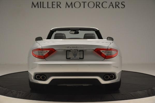 Used 2016 Maserati GranTurismo for sale Sold at Bugatti of Greenwich in Greenwich CT 06830 6