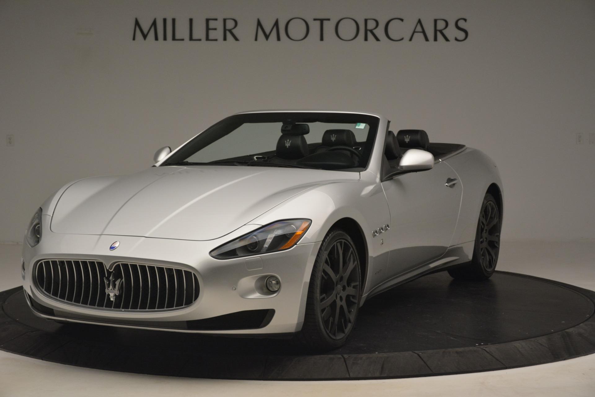 Used 2016 Maserati GranTurismo for sale Sold at Bugatti of Greenwich in Greenwich CT 06830 1