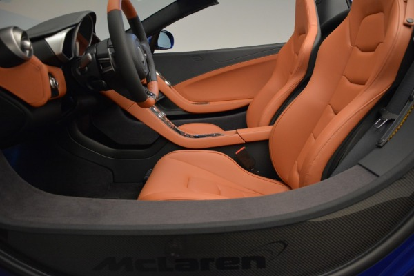 Used 2015 McLaren 650S Spider Convertible for sale Sold at Bugatti of Greenwich in Greenwich CT 06830 23