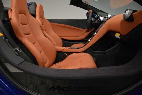 Used 2015 McLaren 650S Spider Convertible for sale Sold at Bugatti of Greenwich in Greenwich CT 06830 26