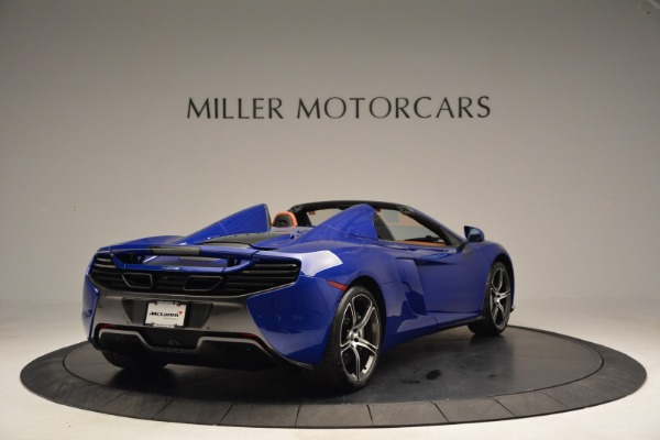 Used 2015 McLaren 650S Spider Convertible for sale Sold at Bugatti of Greenwich in Greenwich CT 06830 7