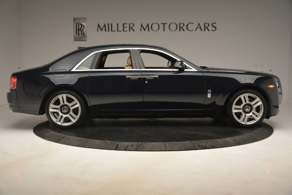 Used 2015 Rolls-Royce Ghost for sale Sold at Bugatti of Greenwich in Greenwich CT 06830 12