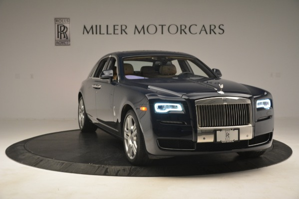 Used 2015 Rolls-Royce Ghost for sale Sold at Bugatti of Greenwich in Greenwich CT 06830 15