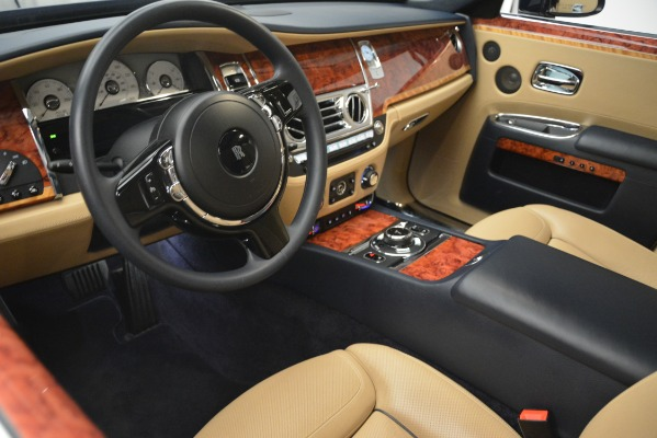 Used 2015 Rolls-Royce Ghost for sale Sold at Bugatti of Greenwich in Greenwich CT 06830 22