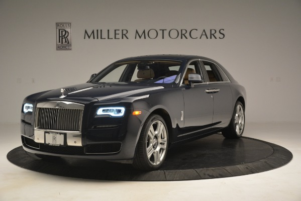 Used 2015 Rolls-Royce Ghost for sale Sold at Bugatti of Greenwich in Greenwich CT 06830 3