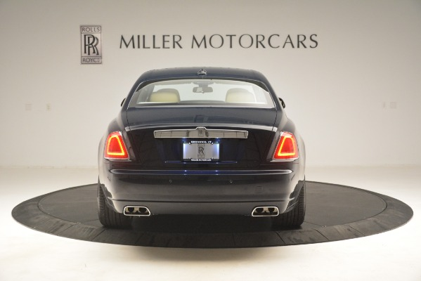 Used 2015 Rolls-Royce Ghost for sale Sold at Bugatti of Greenwich in Greenwich CT 06830 9
