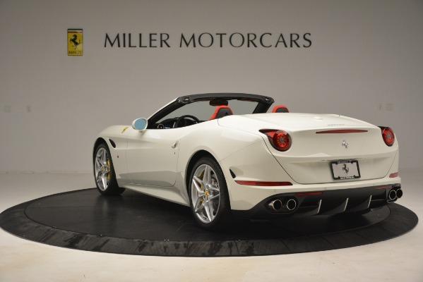Used 2016 Ferrari California T for sale Sold at Bugatti of Greenwich in Greenwich CT 06830 5